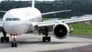 АВАРИЙНАЯ ПОСАДКА НА ОДНОМ ДВИГАТЕЛЕ / Air France, Boeing 777