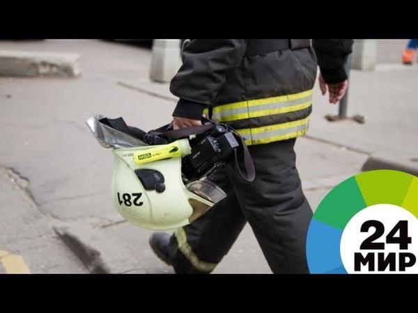 Пожару на складах в Петербурге присвоен второй уровень сложности - МИР 24
