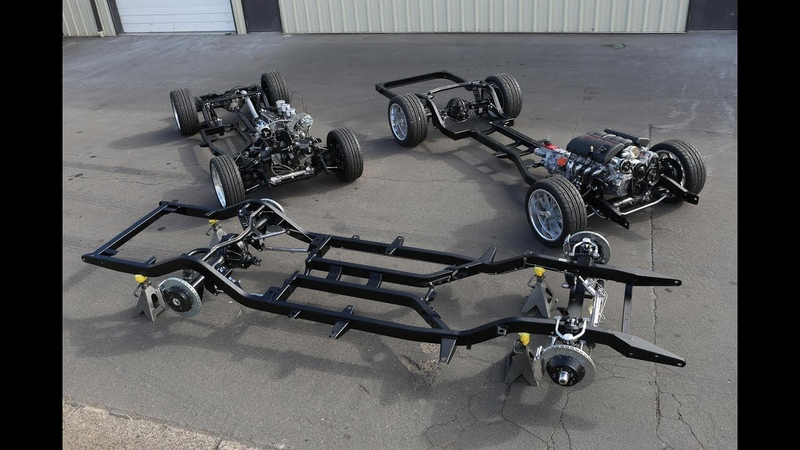 Best 4 minutes youll spend if considering an Art Morrison chassis. MetalWorks Classic Auto Resto.
