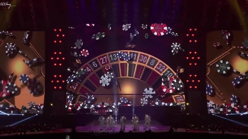 EXO - LottoKa-ching(KOR ver.) EXO PLANET 4 The ElyXiOn in Seoul