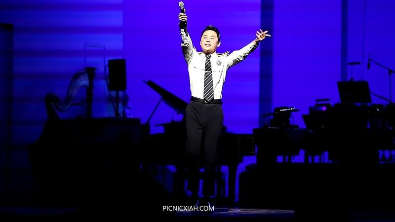 20180915 경기천년기념 도민을 위한 야외음악회 - Uncommitted 김준수 시아준수 XIA