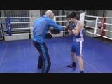 Школа бокса Фролова: Тройка с акцентированным ударом