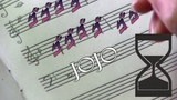Writing a JoJo opening song in 1 second