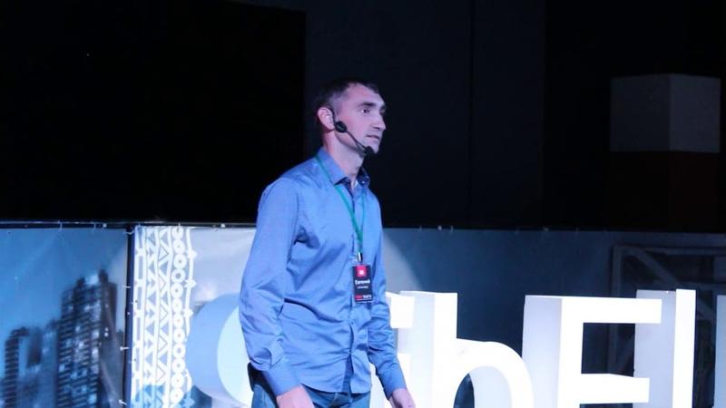 Выступление в TedX - Евгений Касьянов