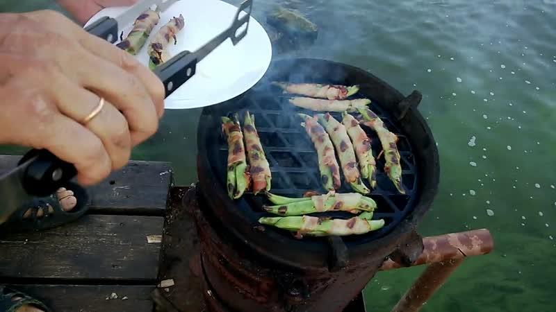 Кулинарный блог ЕДА ЗА 100 РУБЛЕЙ: фасоль на гриле