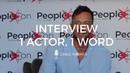 [1 Actor, 1 Word] : Craig Parker - Reign