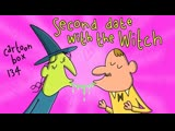 Second Date with the Witch Cartoon-Box 134