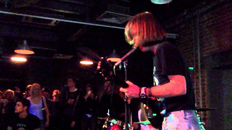 Sonic Death - Конец рабочего дня [live at fassbinder, moscow, 27 03 2015]