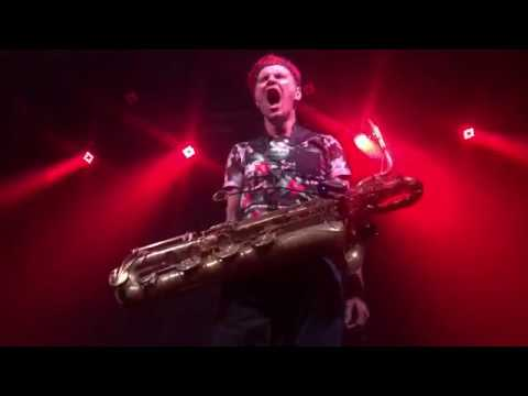 Too Many Zooz LIVE In Concert @ Headliners Louisville, KY 2018