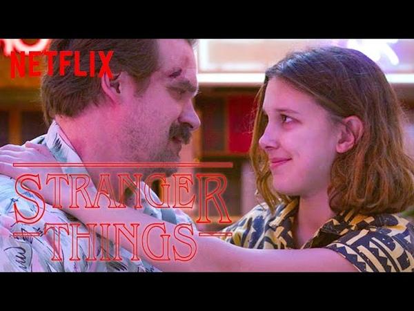The Eleven Hopper Story | Stranger Things | SPOILERS S3