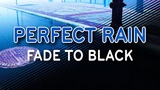 Perfect Rain Sounds (Black Screen) for Sleep, Studying or Soothe Baby White Noise 10 Hours