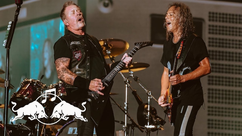Metallica - 'Sad But True' from ACL Festival 2018
