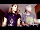 Larkin Poe - Aretha Franklin Cover (Natural Woman)