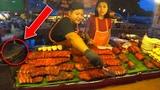 Тайланд ЗИМОЙ! ПОЛНЫЙ ОБЗОР Ночного рынка Джомтьен в Паттайе! Цены на еду Джомтьен Найт Маркет.
