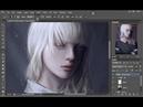 Digital Photo Study Daisy Progress