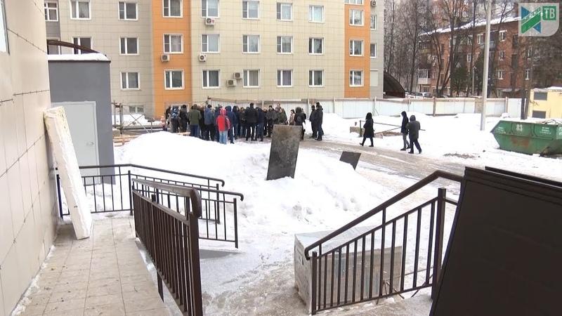 Новостройка по Заводской до сих пор без коммуникаций