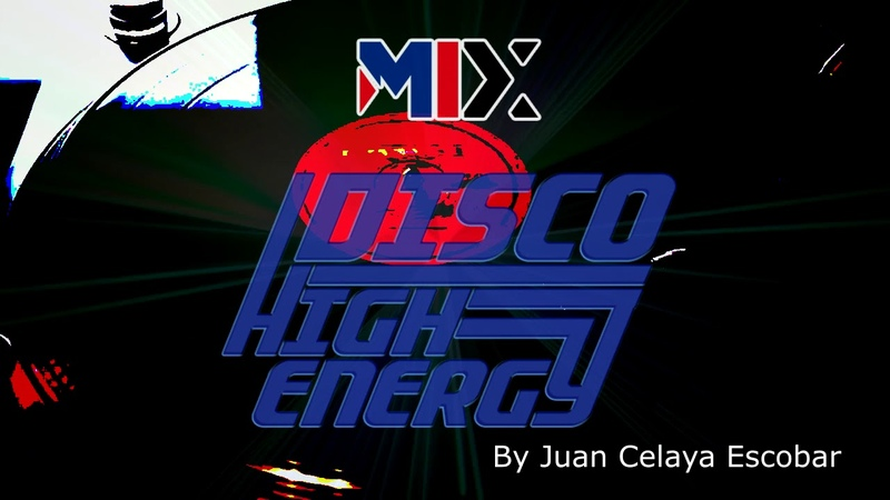 Disco High Energy música de inicios de los 80's