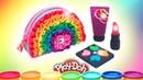 Пластилин Плей До Набор Косметики из Пластилина Play Doh