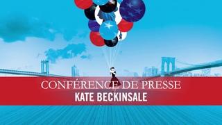 Conférence de presse Kate Beckinsale.