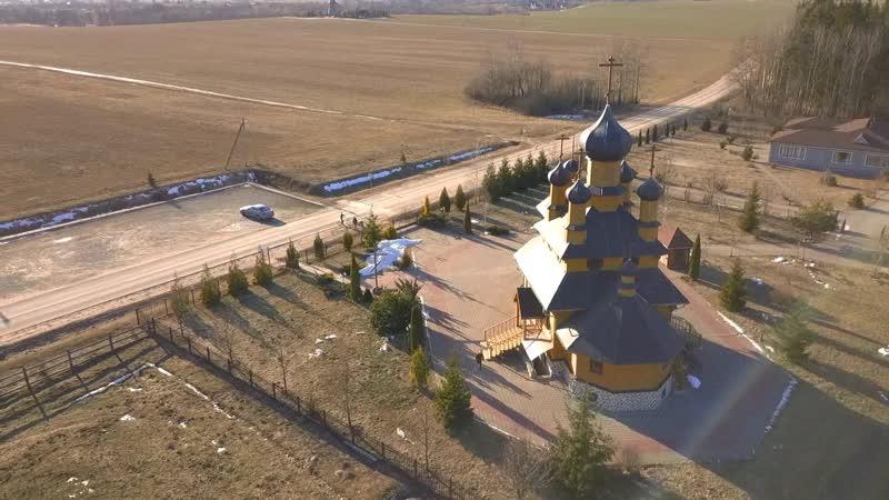 Церковь Иоанна Крестителя в Дудутках