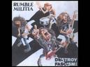 Rumble Militia - Bang Till Death (New Recorded Version)