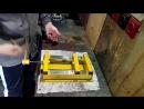 Тиски для сверлильного станка своими руками из профильной трубы