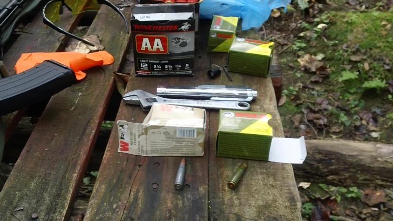 Ammo for kns precision gas piston