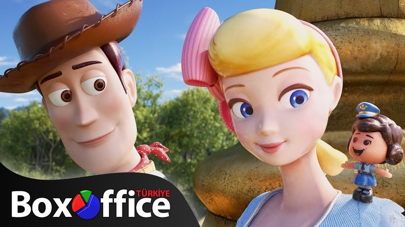 Oyuncak Hikayesi 4 I Toy Story 4 - Fragman 2 (Türkçe Dublajlı)