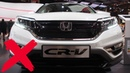 Honda CR-V 1.6 i-DTEC 2WD Executive Navi Black Edition - Exterior and Interior Lookaround