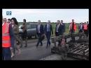 Александр Бурков рассказал замглавы Росавтодора о всесторонней работе над качеством омских дорог