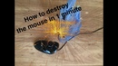 How to destroy a mouse in one minute?