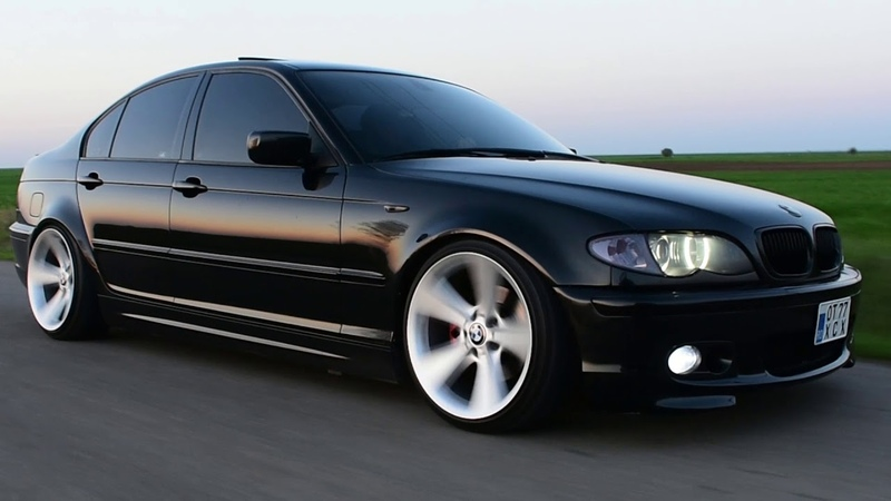 BMW E46 Black Beauty - Full Movie