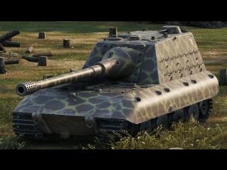 Jagdpanzer E 100 ПТСАУ 10 уровня Германия или