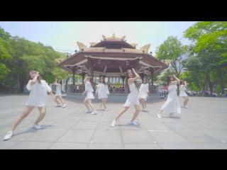 [KPOP IN PUBLIC CHALLENGE] Dance The Night Away - TWICE (트와이스) Dance Cover From VietNam