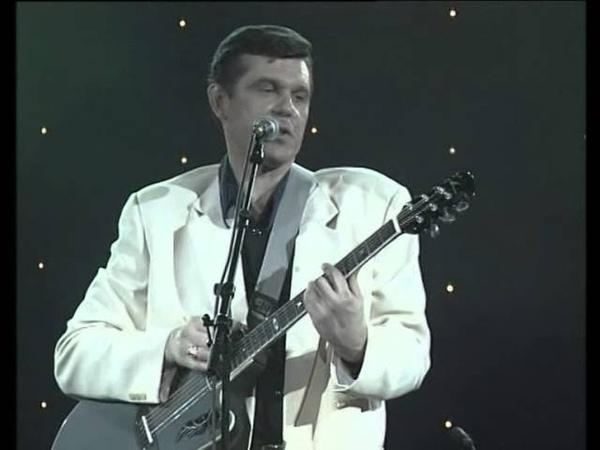 А. Новиков *Побрякушка*. «Сергей Есенин» Концерт в Московском Театре Эстрады, 1997 год