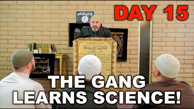 Islamicize Me Day 15: Scientific Miracles of the Quran!