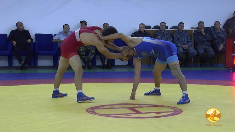 Шихсаидовский 2018 финал 57 кг Гамзатов Бадрудинов