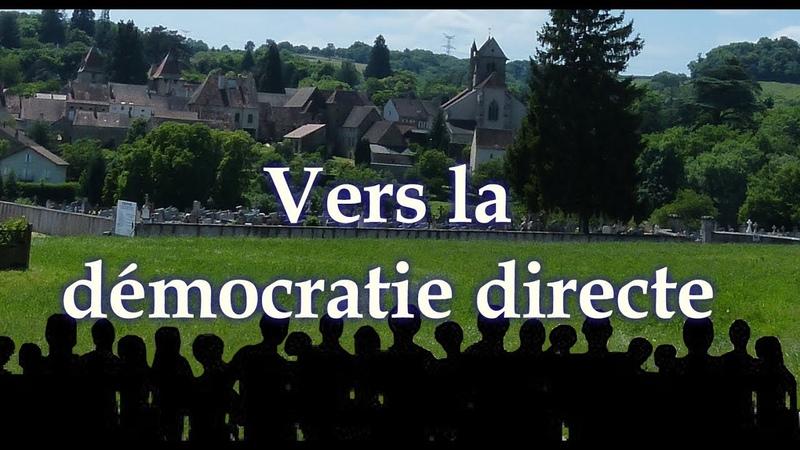 Vers la démocratie directe Film 44 mn