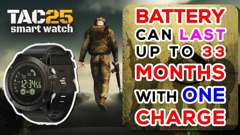 Review T1 Tact Watch 50 OFF