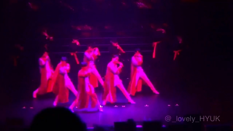180826 VIXX - The Wind Of Starlight (LEO FOCUS) @ VIXX LIVE LOST FANTASIA IN JAPAN