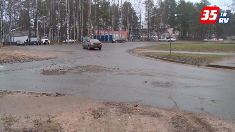 Почти 150 млн рублей на ремонт дорог Кадуйского района будут выделены в ближайшие два года