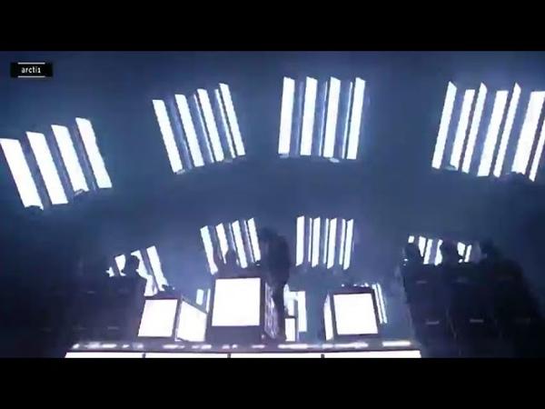 Justice - Phantom Part, 2 x We Are Your Friends (Glastonbury 2017)