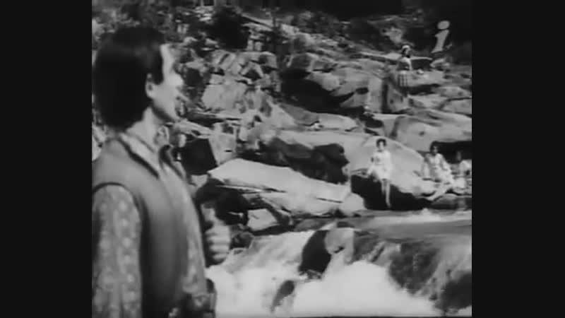Червона рута 1971 г Фильм концерт