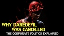 Daredevil Cancelled – The Corporate Politics Between Netflix and Disney Explained