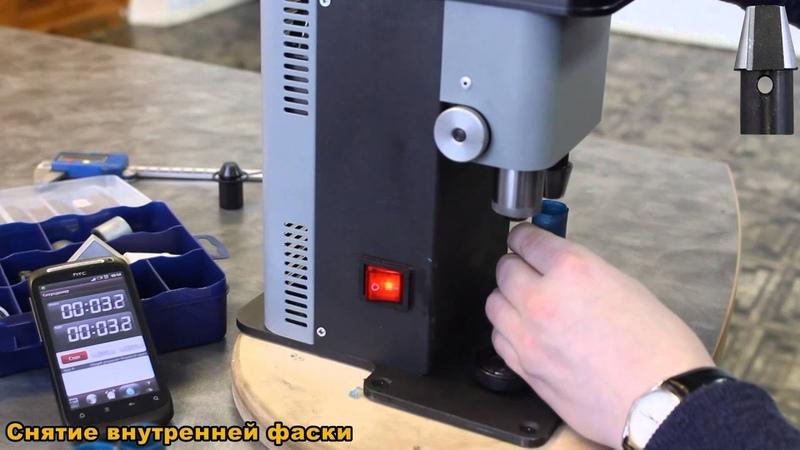 Пресс для снаряжения патронов Дуплет 2 ЭД, версия 1.03.14