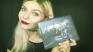 Артбук Detroit: Become Human обзор