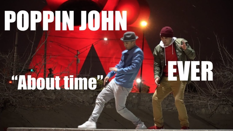 POPPIN JOHN | EVER | ABOUT TIME