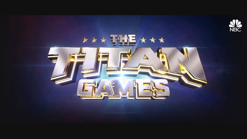 Премьера The Titan Games 1 сезон 3 эпизод