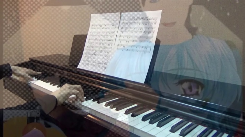 Невеста - Мумий Тролль (Ноты, Пример игры на пианино) (piano cover)