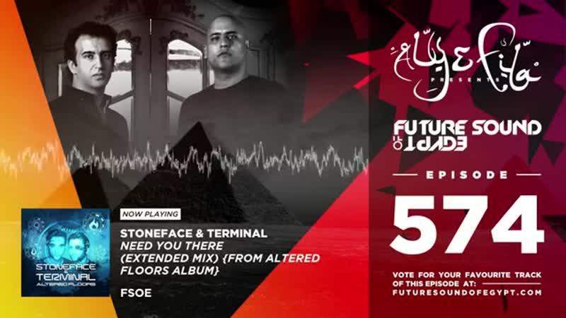 Aly Fila - Future Sound of Egypt 574